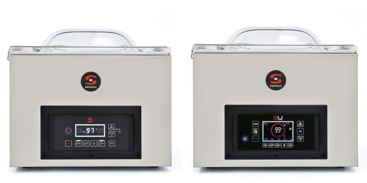 Get to know our Vacuum Packing Machines