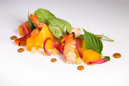 Ensalada de langostinos marinados y encurtidos01-7