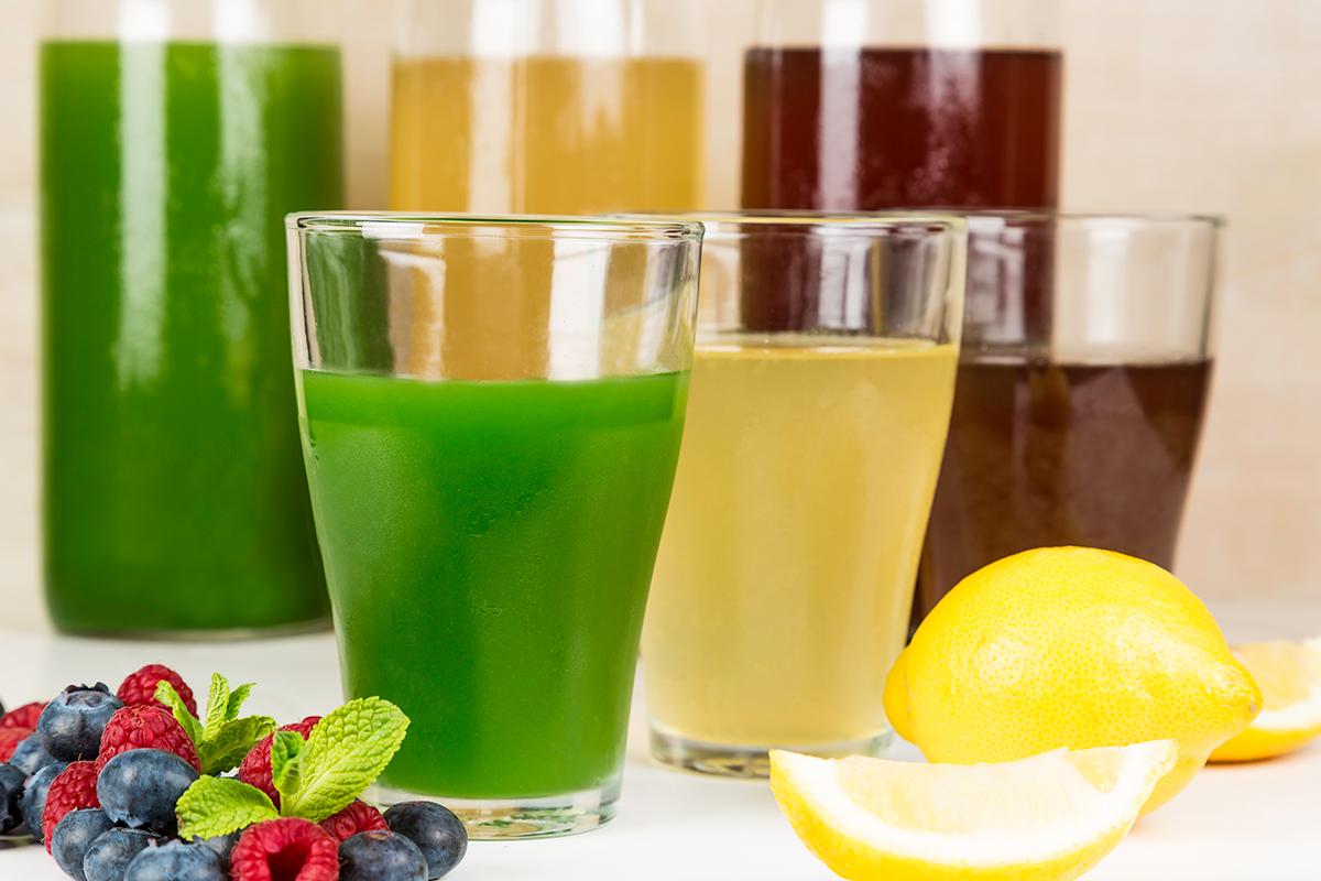 Rezepte für Sportler: Isotonische Getränke | Sous Vide Cooking