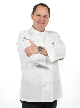Ask our Chef Enrique Fleischmann