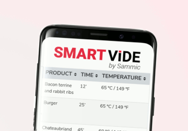 Sous-Vide Temperature & Time Guide for Fruits