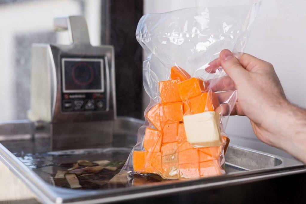 Crema de calabaza con jengibre